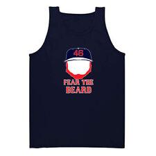 "Craig Kimbrel Boston Red Sox ""Fear The Beard"" jersey shirt TANK-TOP"