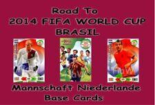 Panini Adrenalyn Road to FIFA WORLD CUP 2014 Brasil - Mannschaft Niederlande