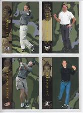 2002-03 ITG BAP SIGNATURE SERIES GOLF 34-66 INSERT Be A Player FINISH SET U PICK