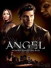 ANGEL SEASON 3 New - Sealed Third Season (3 3rd) ( Buffy The Vampire Slayer )