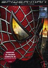 COFANETO TRILOGIA DI SPIDER-MAN ed. cartonata (3 DVD)
