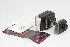 Metz 30 TTL 1 Blitzgerät mit SCA Adapter 312/2 AF Canon