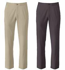 FILA SPORT Putter Golf Pants Mens 40x32 Beige Dark Gray Scorecard Pocket NEW $60