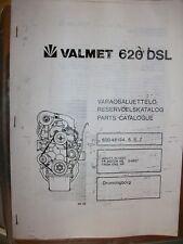 VALMET moteur diesel 620DSL : parts catalogue
