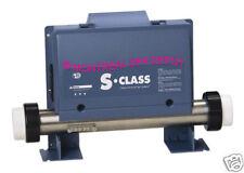 SpaBuilders S-CLASS econo spa pack for MAAX 1pump + optional 24h.circ pump