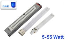 Philips UVC Lampe klärgerät la désinfection 5 7 9 11 18 24 36 55 W Osaga Oasis BITRON