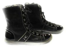 Nero giardini 134460f nero stivaletto invernale stringato decorato ankle boot wi