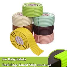 Furniture Foam Bumper Table Edge Baby Safety Desk Corner Protector Guard Strip