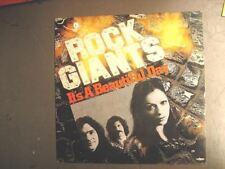 """IT'S A BEAUTIFUL DAY """"ROCK GIANTS"""" - LP"""