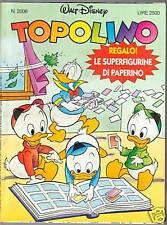 TOPOLINO n. 2006 (con adesivi)