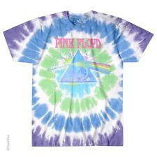 Pink Floyd Dark Side Oil Paint S, M, L, XL, 2XL Tie Dye T-Shirt