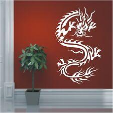 Chinesische Drachen Wandtattoo  Asien China Drache Wandaufkleber Deko Dragon8