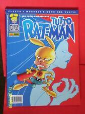 TUTTO RAT-MAN N° 13 ESAURITO PANINI NUOVO - RATMAN