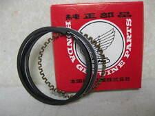 Honda NOS CB125, .25 o/s Ring Set, # 13011-383-621  e1