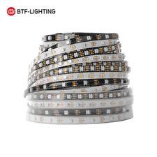 Ruban Bande LED Strip 5M WS2812B magique 5050 SMD feux spot 5V noël Couleur bar