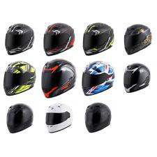 2019 Scorpion EXO-R710 Full Face Motorcycle Street Helmet DOT/Snell - Size/Color