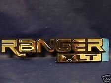 FORD RANGER XLT DECAL NAMEPLATE