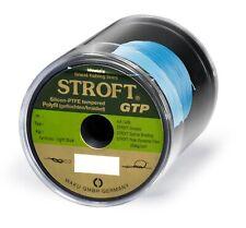 Ligne de pêche stroft GTP Type R tressé 500m bleu clair