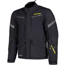 Klim Carlsbad Gore-Tex Motorcycle Motorbike Textile Jacket - Black
