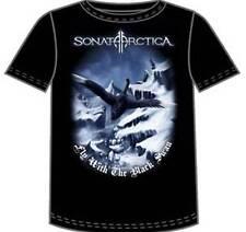 SONATA ARCTICA - Black Wings - T SHIRT S-M-L-XL-2XL Brand New - Official T Shirt