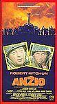Anzio (1968) $1.99 VHS ROBERT MITCHUM,PETER FALK,MARK DAMON,ARTHUR KENNEDY