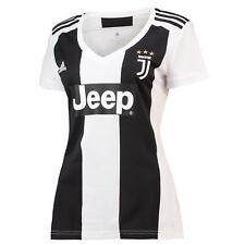 Oficial Juventus Fútbol 1ª Equipación Camiseta Jersey Top 2018 19 Mujer adidas