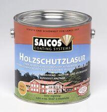Saicos Barniz esmalte protección madera/Barniz para madera diferentes Colores
