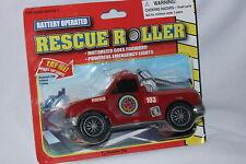 1980's Fire Truck, Rescue Roller, Mint