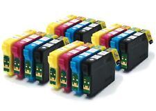 4 Set di compatibile (NON-OEM) Cartucce di inchiostro da sostituire T1295 Apple INCHIOSTRO