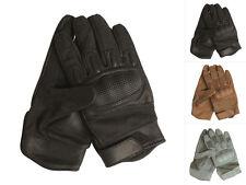 Mil-Tec Flammenhemmende Action Gloves Handschuhe Security Schutzhandschuhe S-XXL