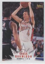 1996-97 Futera NBL #37 Chuck Harmison Illawarra Hawks Rookie Basketball Card