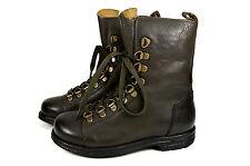 Bisgaard Herbst Stiefeletten Kinder Boots Leder/TEX Schuhe Gr.28-40 Antra 61038
