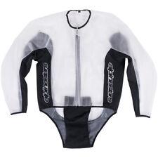 Alpinestars Racing Rain Jacket Clear/Black