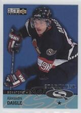 1997 Upper Deck Collector's Choice Starquest #SQ25 Alexandre Daigle Hockey Card