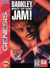 Barkley Shut up and Jam!, Good Sega Genesis, Pc Video Games