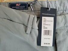 NWT Vineyard Vines Pants Men's Blue/Grey, 3 SZ: 32x30 32x34 36x34  $98~$165