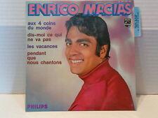 ENRICO MASSIAS Aux 4 coins du monde 437435 NEUF ETAT EXCEPTIONNEL !!!
