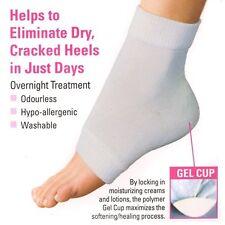 Gel Heel Ankle Compression Socks Moisturizes Cracked Heels Soft Foot : Angel KT