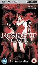 Brand New Sealed Resident Evil PSP UMD Disc **Free Uk Delivery**