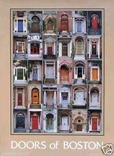 Doors of Boston poster