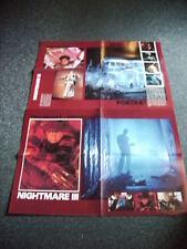 Nightmare on Elmstreet-Promoposter-Freddy Krüger-Teil 3