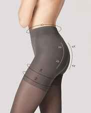 Figurformende Strumpfhose - Bauch Bein Po 40DEN Gr.S,M,L,XL alle Farben