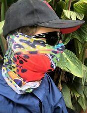 Face Buff Bandana Neck Scarf Headwear UV Sun Wind protection Fishing