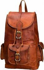 Modish New Genuine Leather Back Pack Rucksack Travel Bag Women's Bag