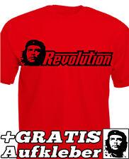 Che Guevara t-shirt haste la victoria irradiará, viva, Cub, revolución fidel castro