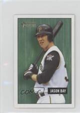 2005 Bowman Heritage Mini #301 Jason Bay Pittsburgh Pirates Baseball Card