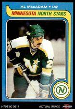 1979 Topps #104 Al MacAdam North Stars EX/MT