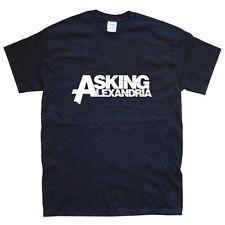 ASKING ALEXANDRIA new T-SHIRT sizes S M L XL XXL colours black white