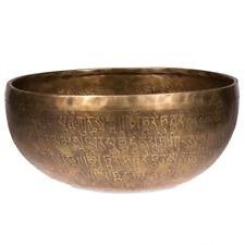 Bol chantant Tibétain Bouddha Tara - diamètre 27 ou 28 cm