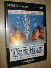 DVD SPORT MOVIES TRUE BLUE SFIDA SUL TAMIGI CANOTTAGGIO